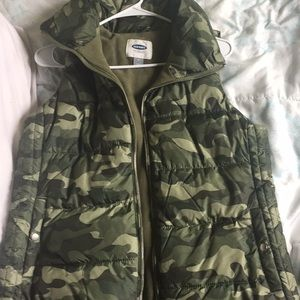 Old Navy Fatigue Vest